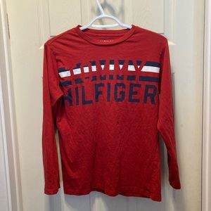 3/20 Tommy Hilfiger youth 16-18 long sleeve top